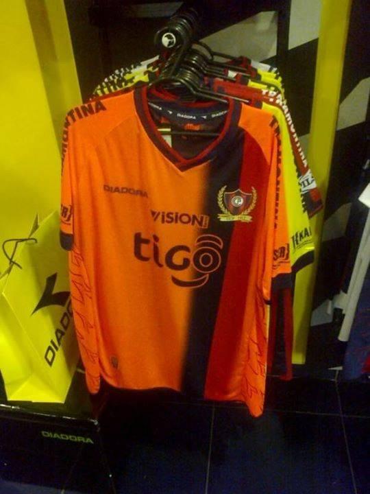 Camiseta Cerro Porteño - maqui - ID 4487 c9758e4d12bd6