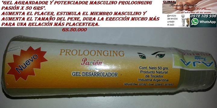 agrandador de pene paraguay