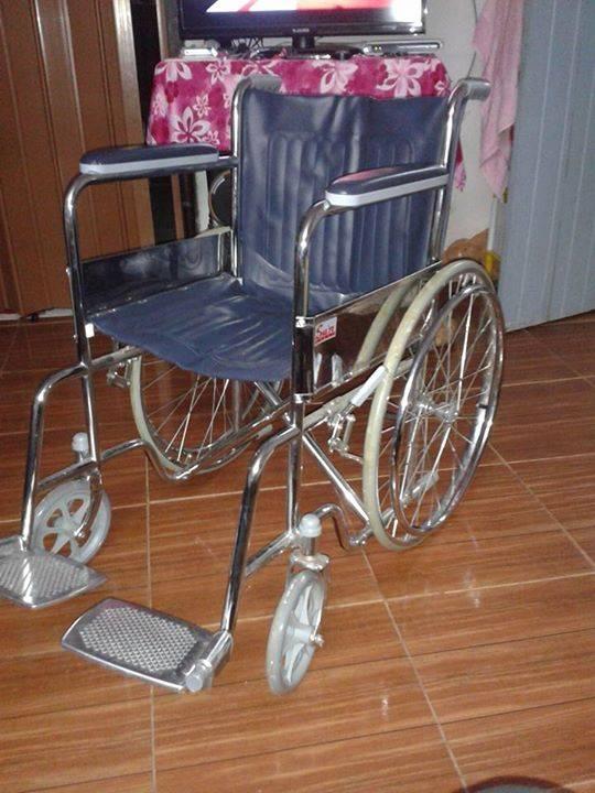 silla de ruedas barato en paraguay