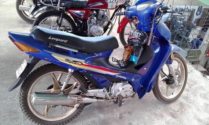 Moto leopard motor 110 cc - Marcos Ccp Paredes- Hendyla.com
