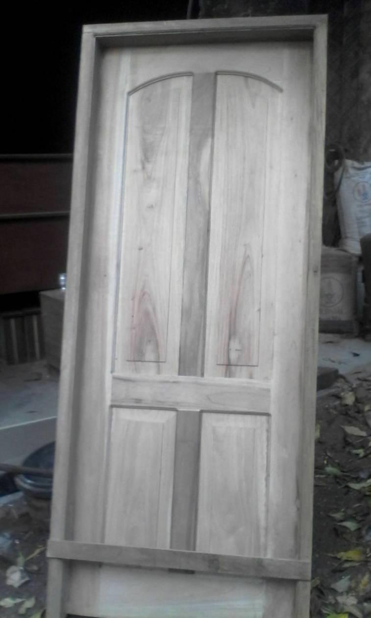 Puerta y marco - Carlos Ramon- Hendyla.com