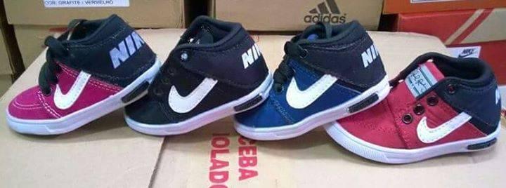 new style 5ed1f 219e9 Championes Nike para Niños - Karen Centurion - ID 30336