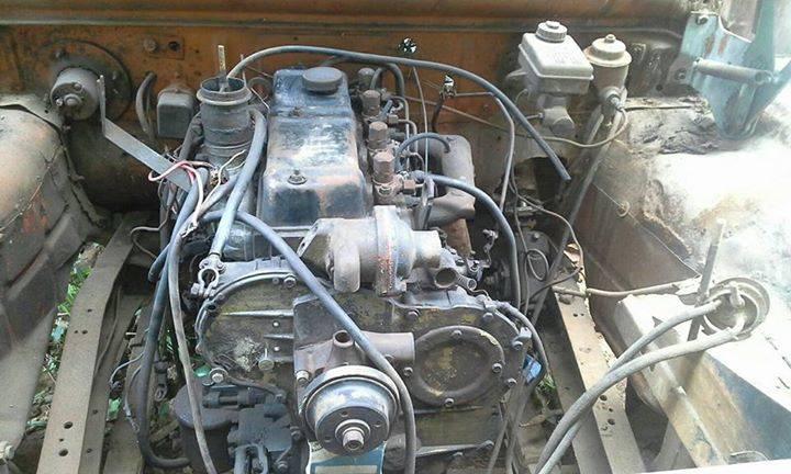 Motores perkins de 4 cilindros