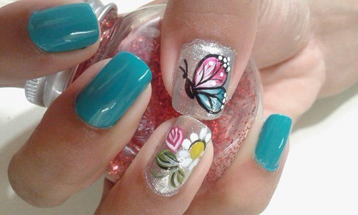 Adhesivos artesanales para uñas - Niselli- Hendyla.com