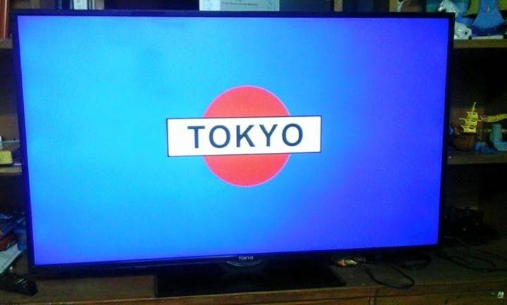 Tv Led Tokio De 50 Pulgadas Rocio Id 79002
