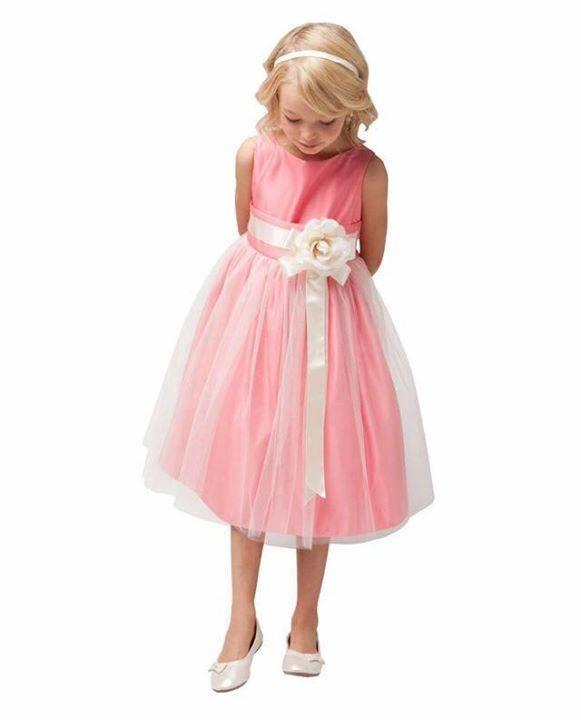 Vestido de Fiesta para nena de 8 a 10 años - Patricia- Hendyla.com
