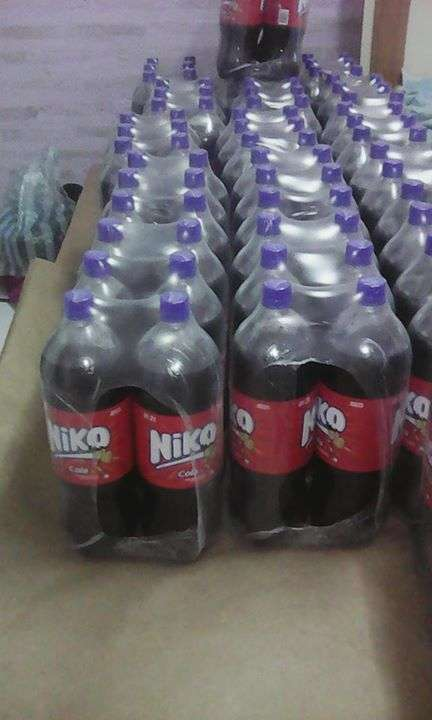 haz Perdido sobras  Gaseosas Niko de 3 litros - Diego Sanchez - ID 149090
