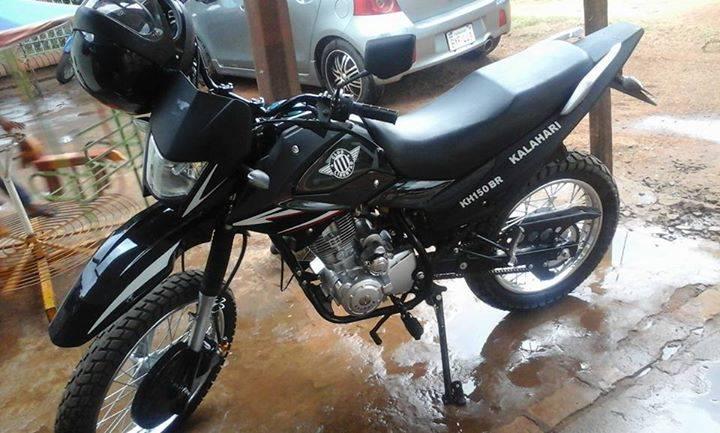 Moto Kalahari 150 cc - Marcos Giimenez- Hendyla.com