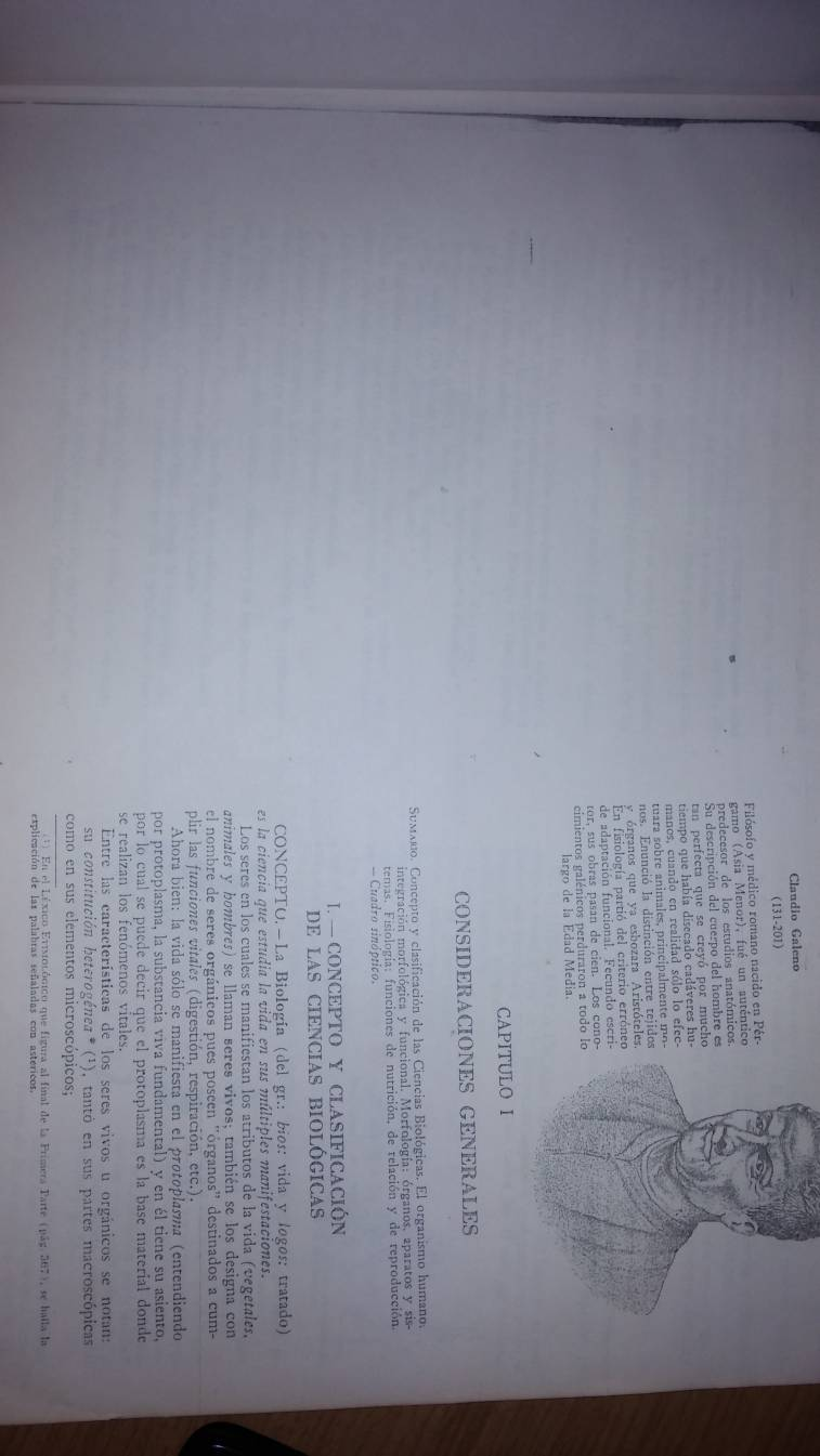 Libro de Anatomía y Fisiología Humanas Editorial Stella (Bs.As ...