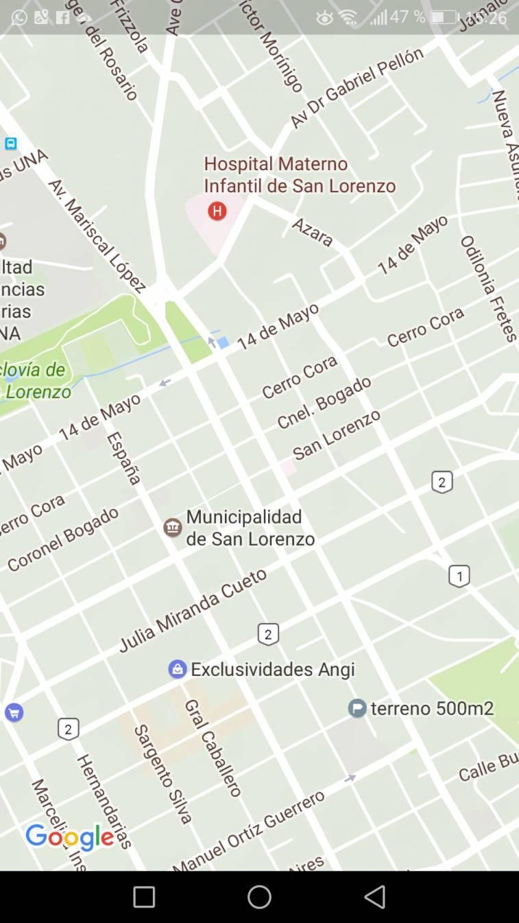 Terreno En San Lorenzo Centro Carlos Hendyla Com # Nikisol Muebles