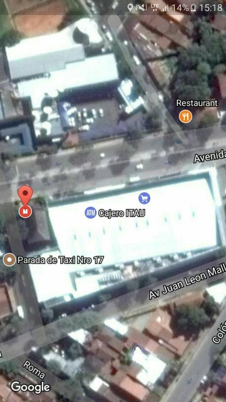 Terreno Con Casa Antigua Sobre La Avda Carlos Antonio L Pez Esq  # Nikisol Muebles