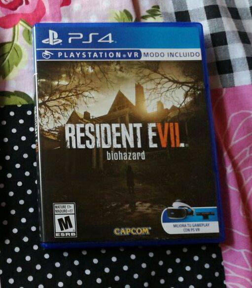 Juego De Ps4 Resident Evil 7 Ivan Id 361796