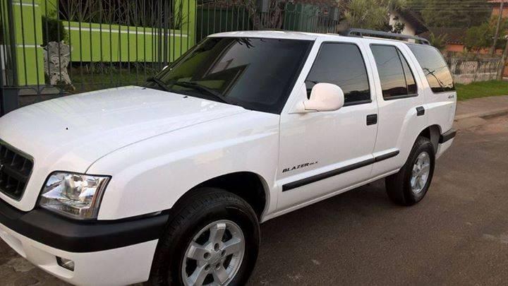 Chevrolet Blazer 2005 4x4 Disel Fernando Pane Id 361981
