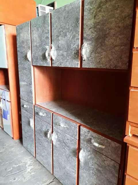 Cristaleros O Módulos De Cocina De Madera Muebles Id 428314
