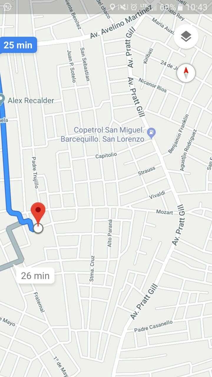 Terrenos En San Lorenzo Claudia Hendyla Com # Nikisol Muebles