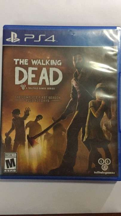 Juego Gta V Y The Walking Dead Ps4 Paulnavarro Id 472044