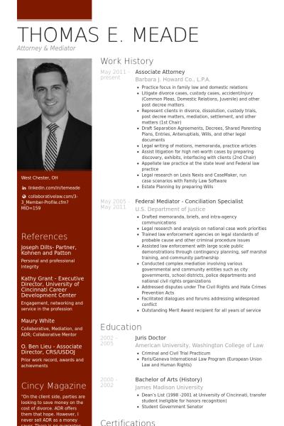 Diseno Y Creacion De Curriculum Vitae Profesional Montgomery22