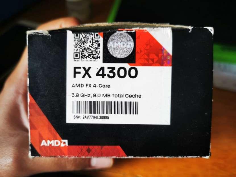 Procesador Amd Fx 4300 Core 3 8 Ghz 8 Mb Jptechnology Id 712244