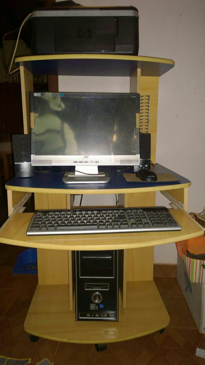 Computadora Impresora Y Mueble Carolina Hendyla Com # Muebles Para Notebook E Impresora