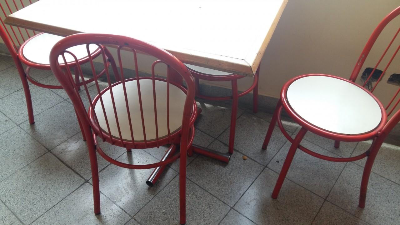 Sillas y mesas para comedor - Tahiana- Hendyla.com