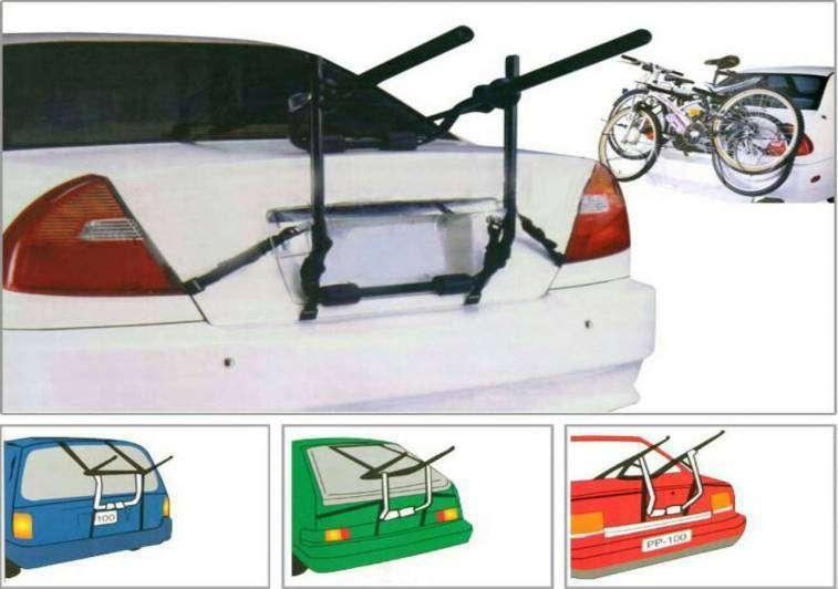 Porta bicicleta para auto - 0