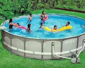 Piscinas Intex de 26.500 litros