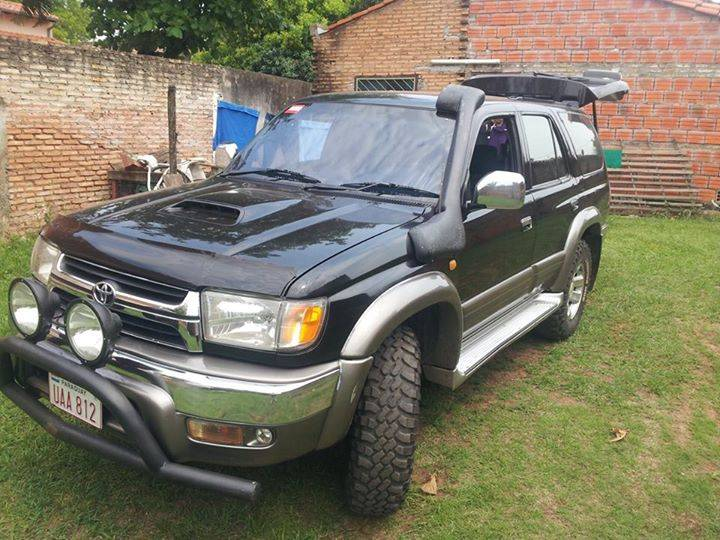 Toyota Hilux surf 3.0