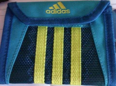 f74bfbacf Billetera Adidas original - Leonardo Javier Vázquez - ID 21088