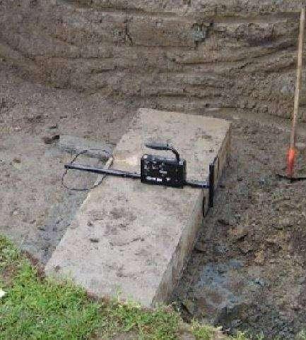 Detector de tesoro hasta 6 metros bajo tierra - 1