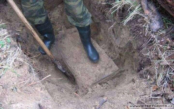 Detector de tesoro hasta 6 metros bajo tierra - 3