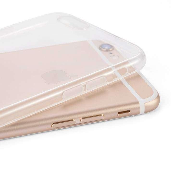 Protector iPhone 6 transparente - 1