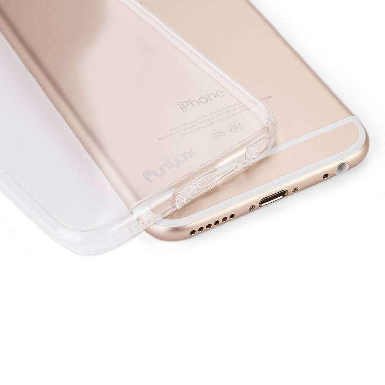 Protector iPhone 6 transparente - 2