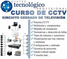 Curso de Circuito Cerrado de Televisión