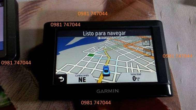 GPS GARMIN todos con mapas 2015 soporte y cargador nuvi 50lm nuvi 205 3.5 - 1