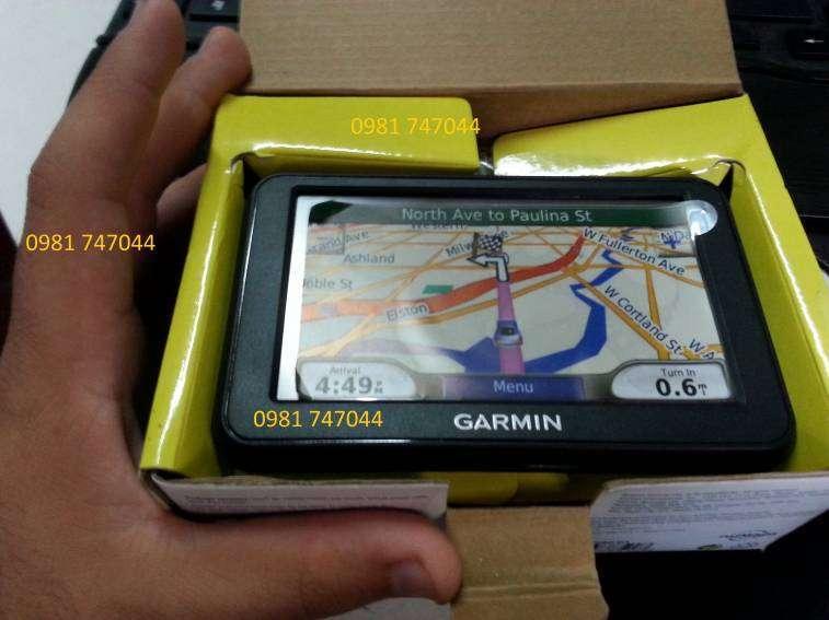 GPS GARMIN todos con mapas 2015 soporte y cargador nuvi 50lm nuvi 205 3.5 - 5