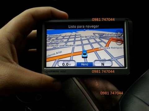 GPS GARMIN todos con mapas 2015 soporte y cargador nuvi 50lm nuvi 205 3.5