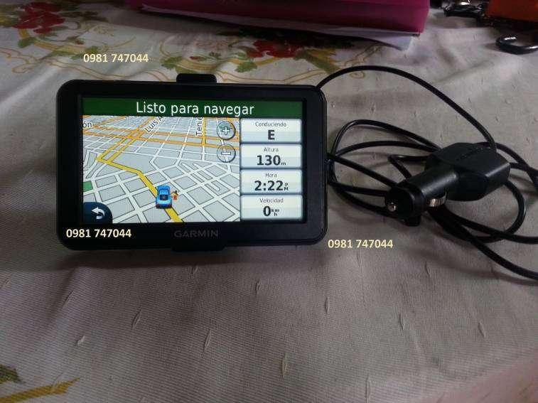 GPS GARMIN todos con mapas 2015 soporte y cargador nuvi 50lm nuvi 205 3.5 - 2