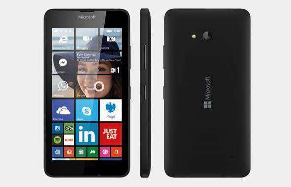 Microsoft Lumia 640 LTE - 0