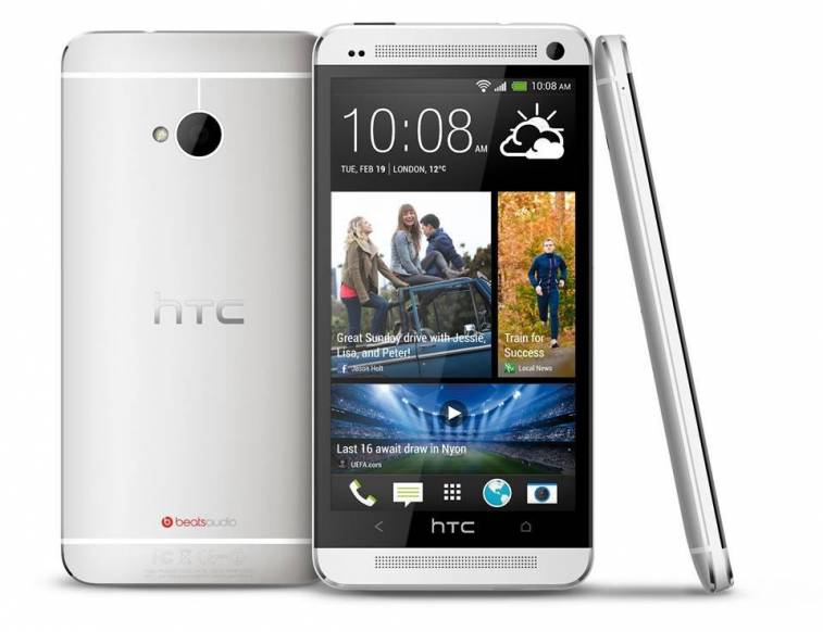HTC M7 de 32 gb libre 4G LTE