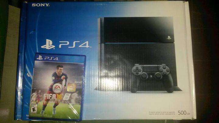 Playstation 4 accesorios completo