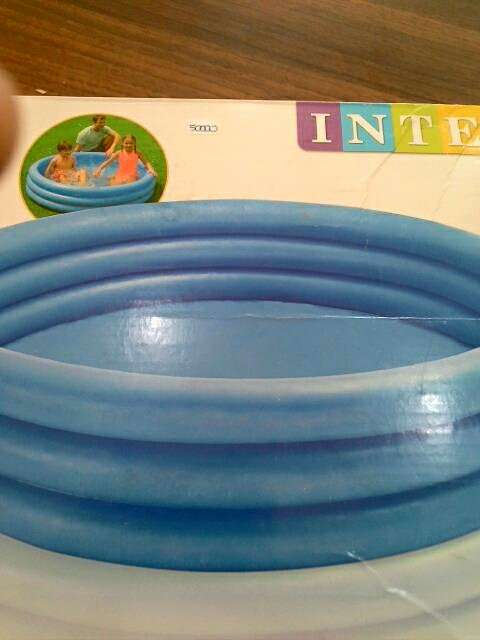 Piscina inflable intex apolo for Piscina inflable intex