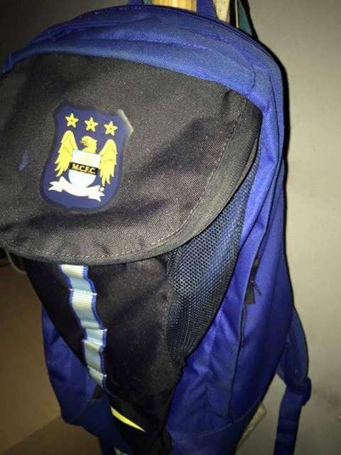 Nike Sabe Baltazar Id Mochila Man City 42145 Original KJ1cFl3T