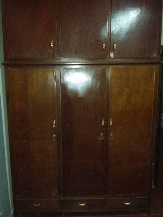 Ropero usado de 3 puertas santiago for Muebles usados santiago