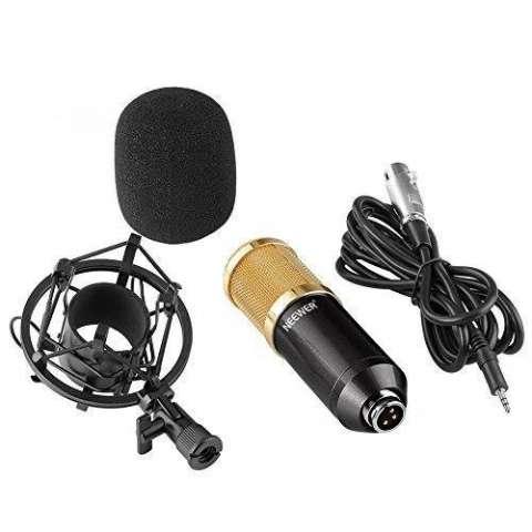 Micrófono de Condensador neewer NW 800