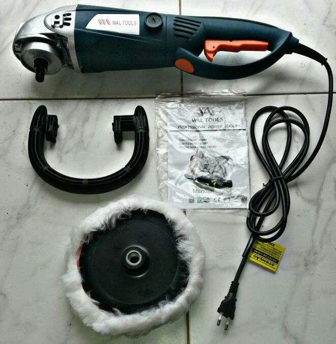 Pulidora para auto Wal Tools - 2