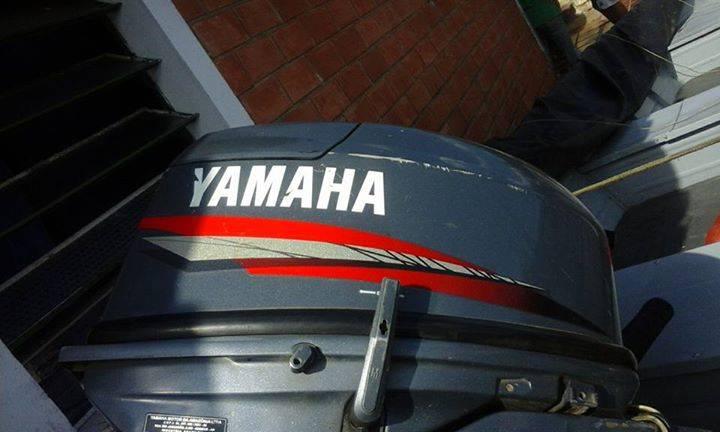 Motor fuera de borda yamaha 25hp 2014 milner for Fuera de borda yamaha