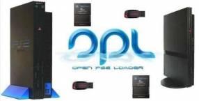Pendrive de 16 gb y memory con juegos de PlayStation 2
