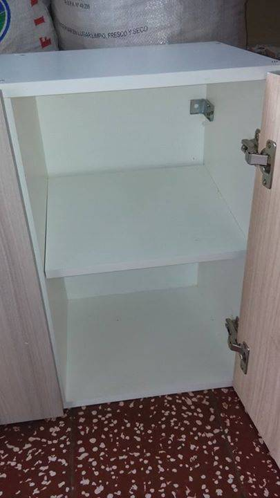 Mueble de cocina 3 puertas dana de for Mueble de cocina 8 puertas