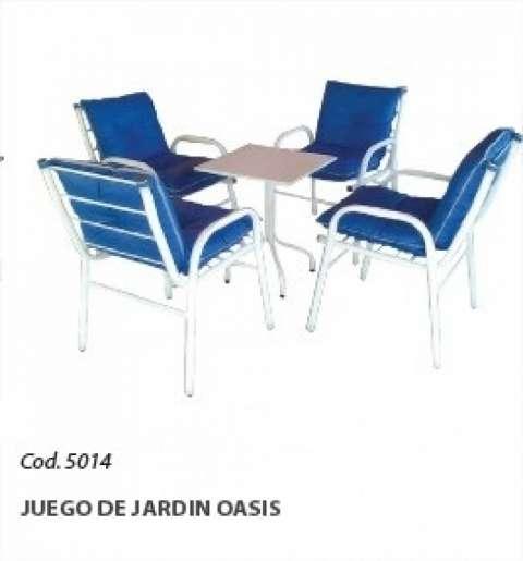 Juego de jardin oasis alder for Juegos de jardin divino