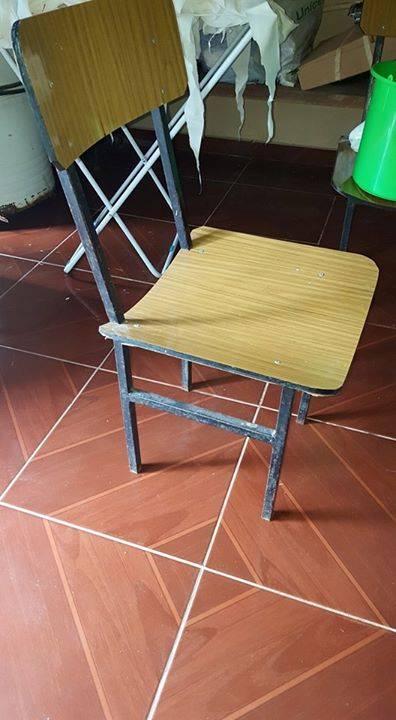 Mesa para quincho con 8 sillas marcelo moreno ruiz for Sillas para quincho
